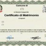 ATTIVAZIONE NUOVO SERVIZIO DI CERTIFICAZIONE ANAGRAFICA ON-LINE