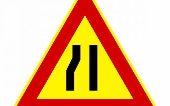 segnale stradale strettoia asimmetrica sinistra e1621517662348