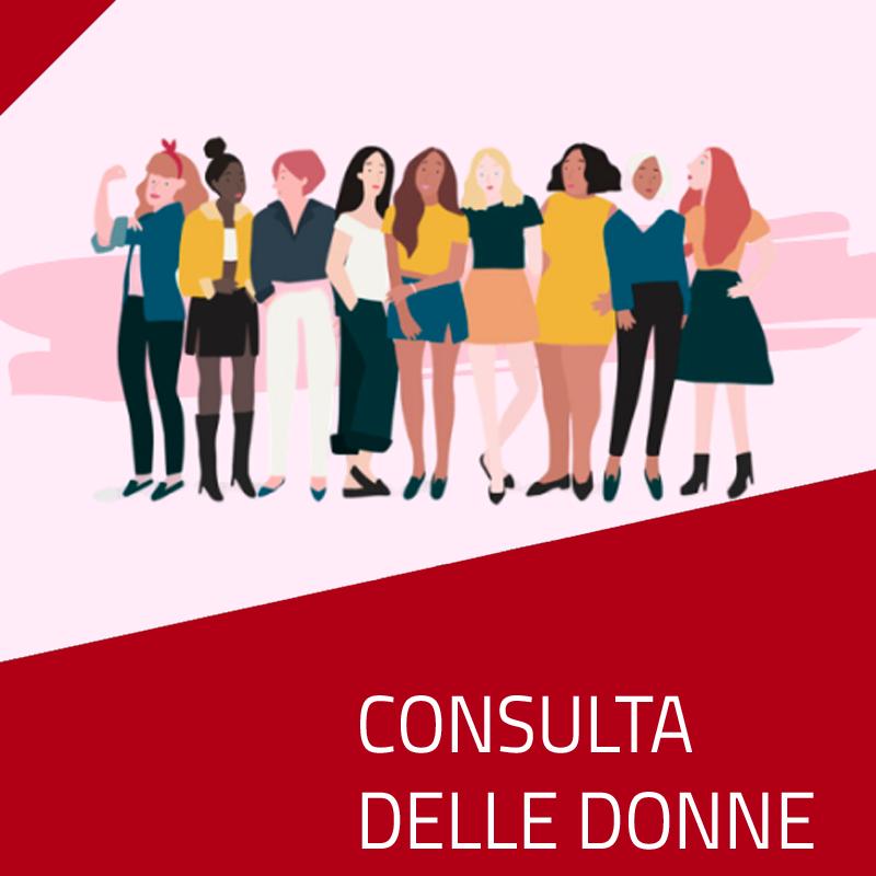 logo consulta delle donne